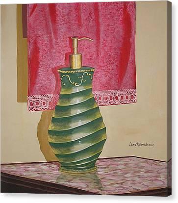 Cepellin Canvas Print