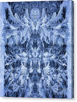 Cernunnos Canvas Print by Tim Gainey