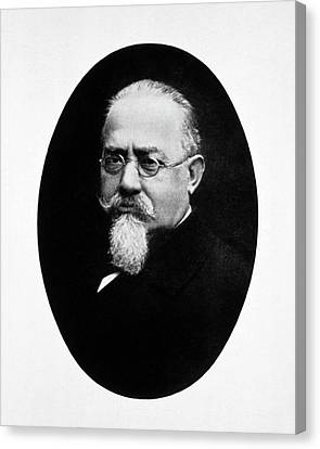 Cesare Canvas Print - Cesare Lombroso by National Library Of Medicine