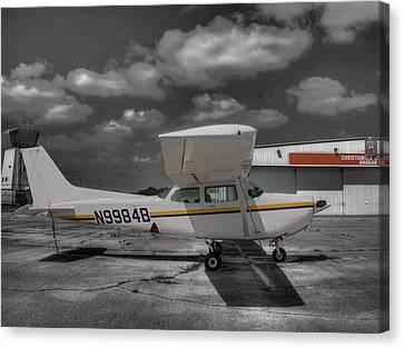 Cessna 172 R G Cutlass Canvas Print