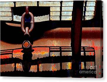 Chain Reaction Canvas Print by Lauren Leigh Hunter Fine Art Photography
