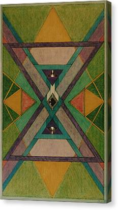 Chalice 1 Canvas Print by Christopher Pringer