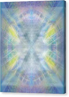 Chalice For Re-membering Canvas Print by Christopher Pringer