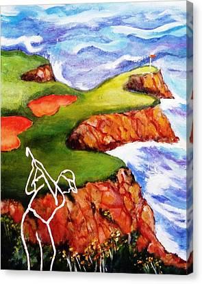 Challenging Fun Canvas Print