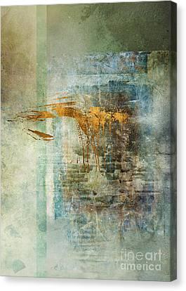 Chamber Canvas Print