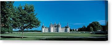 Chambord Castle Loire France Canvas Print