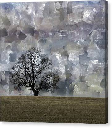 Farm Fields Canvas Print - Change Is Gonna Come by Trish Tritz