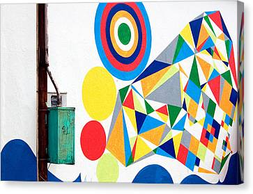 Chaordicolors Canvas Print