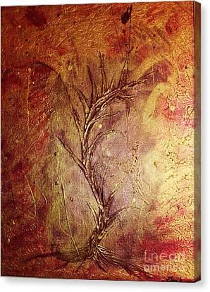 Chaos - The Bleeding Tree  Canvas Print