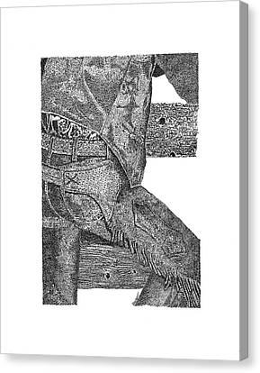 Chaps 1 Canvas Print