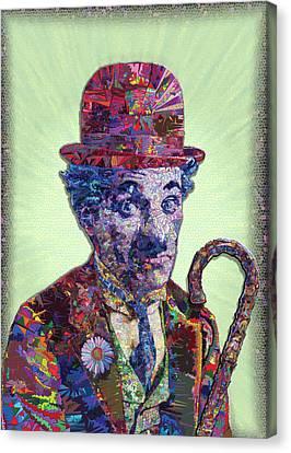 Chapster Trois Canvas Print