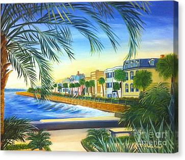 Charleston Battery Canvas Print