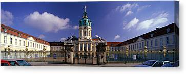Charlottenburg Palace Schloss Canvas Print by Panoramic Images