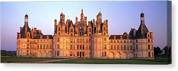 Chateau Canvas Print - Chateau De Chambord Chambord Chateau by Panoramic Images