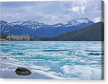 Chateau Lake Louise #2 Canvas Print