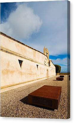 Chateau Pichon Longueville Baron Winery Canvas Print by Panoramic Images