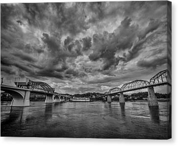Chattanooga Canvas Print