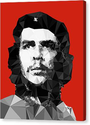Che Guevara Canvas Print by Vitaliy Gladkiy