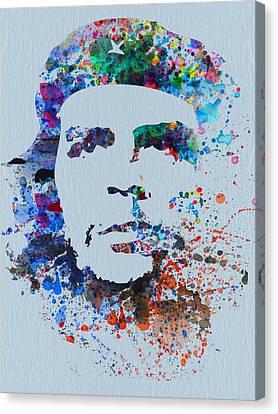 Che Canvas Print by Naxart Studio