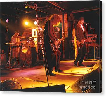 Cheap Trick-93-stage Canvas Print by Gary Gingrich Galleries