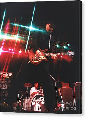 Cheap Trick-95-rick-3 Canvas Print by Gary Gingrich Galleries