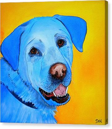 Cheddar Canvas Print by Debi Starr