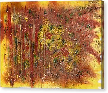 Cheerfull Spirit Canvas Print