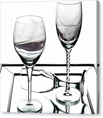 Cheers Canvas Print by Camille Lopez