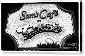 Cheers Canvas Print by John Rizzuto