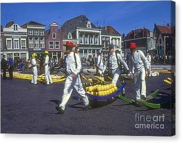 Cheese Guild Canvas Print by Bob Phillips