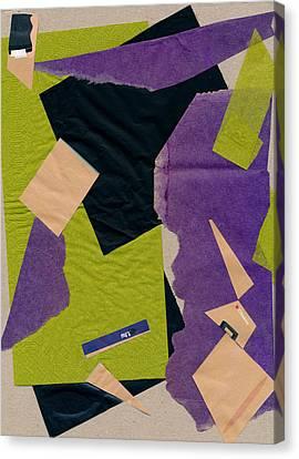 Cheese, Susan Szikra 2016 Abstract Art Canvas Print