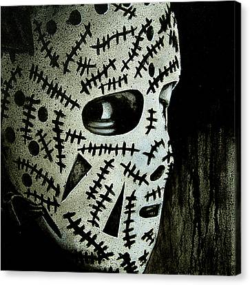 Gerry Canvas Print - Cheevers by Marlon Huynh