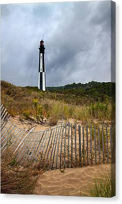 Chesapeake Lighthouse Canvas Print by Regina  Williams