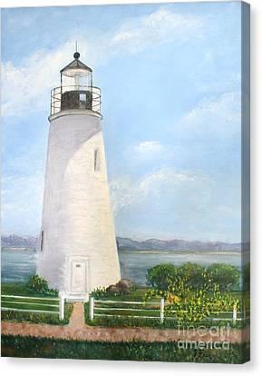 Chesapeake Lighthouse Canvas Print