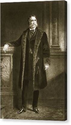 Chester A. Arthur Canvas Print