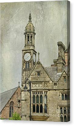 Cheshire Canvas Print - Chester England by Juli Scalzi