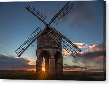 Chesterton Canvas Print by Chris Fletcher