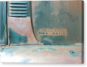 Chevorlet Fade Canvas Print by Jame Hayes