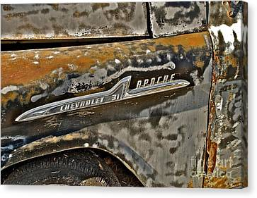 Chevrolet Apache Canvas Print
