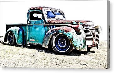 Chevrolet Pickup Canvas Print