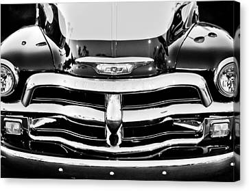 Chevrolet Pickup Truck Canvas Print