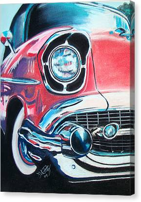 Chevy Style Canvas Print