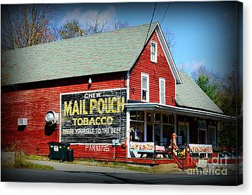 Chew Mail Pouch Tobacco Ad Photograph By Paul Ward