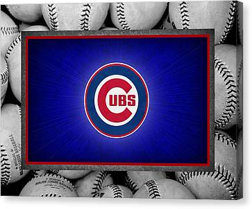 Chicago Cubs Canvas Print