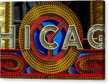 Chicago Canvas Print by Raymond Kunst