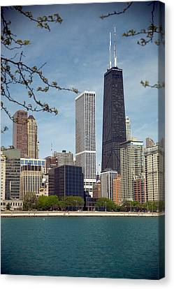 Chicago Spring Canvas Print