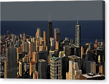 Chicago - That Famous Skyline Canvas Print
