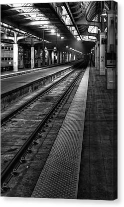 Chicago Union Station Canvas Print
