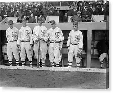 Chicago White Sox, 1917 Canvas Print by Granger