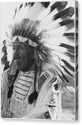 Chief Red Cloud Canvas Print by Celestial Images